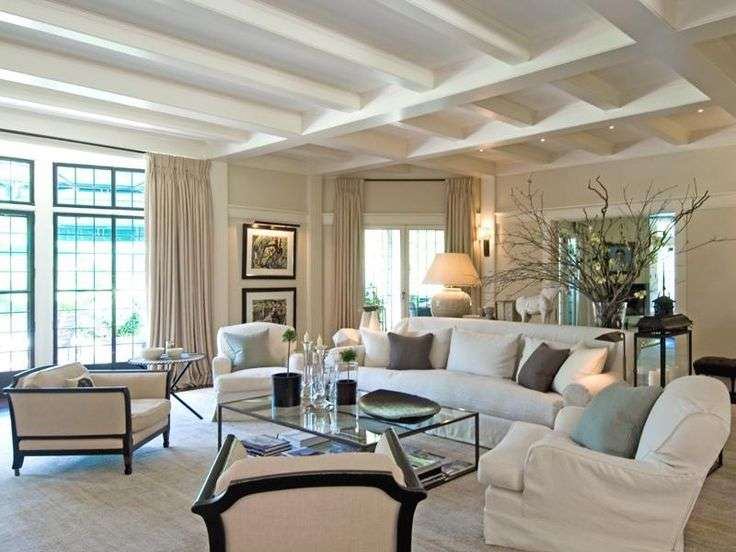 Glamorous Life Elegant Living Room Ideas More Here