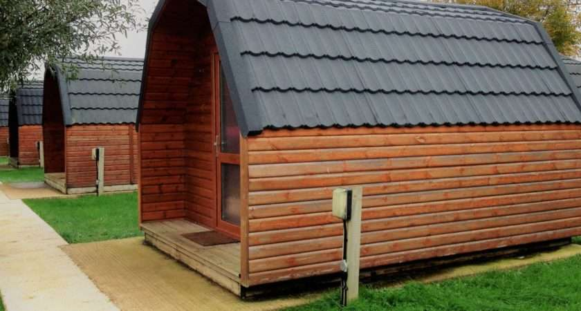 Glamping Croft Farm Water Park Our Pods