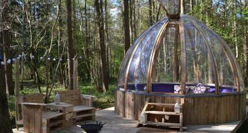 Glamping Difference Camp Katur North Yorkshire
