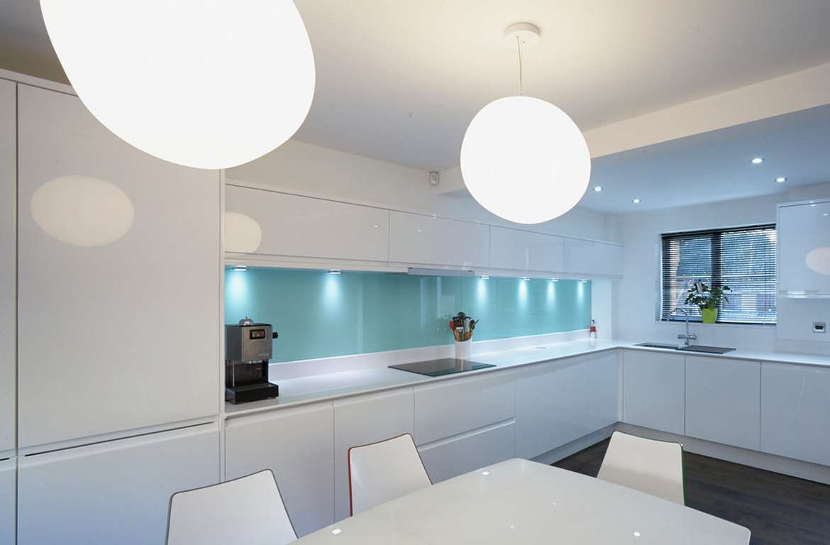 Glass Splashbacks Add Elegance Functionality Your Interiors
