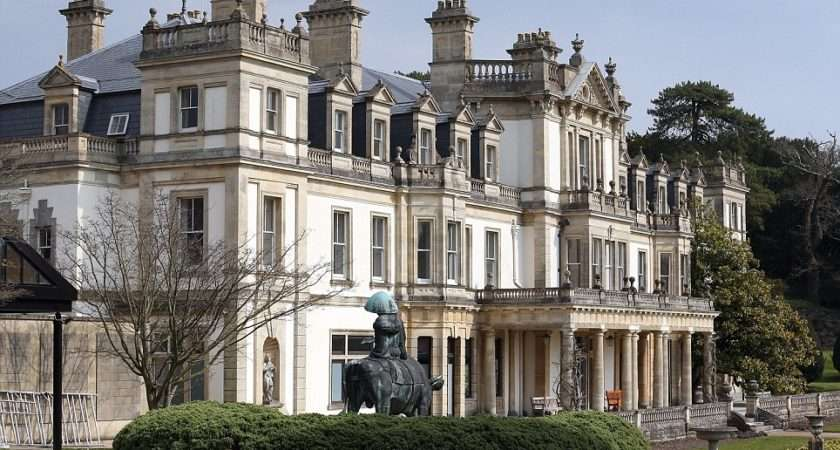 Glorious Edwardian Mansion Back Business Stunning House Rescued