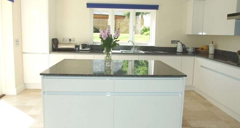 Gloss White Kitchen Our Latest Work