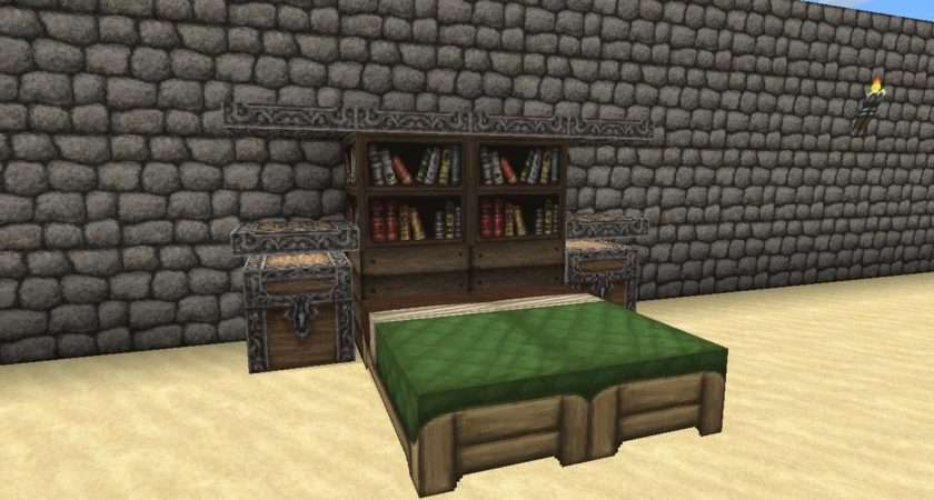 Good Bed Designs Minecraft Home Decoration Live