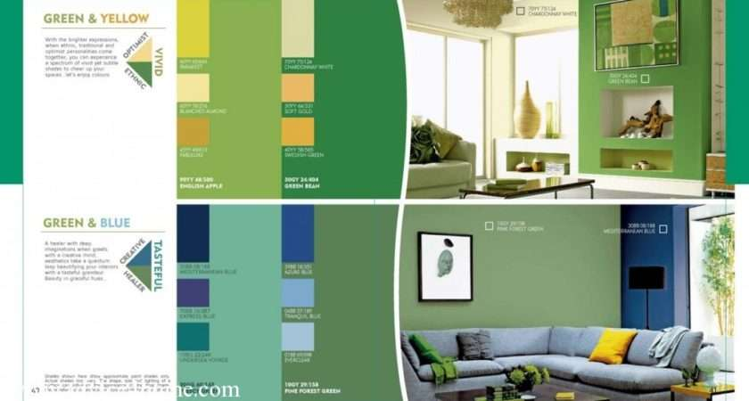 Good Boy Green Home Interiors Colour Dulux Colours