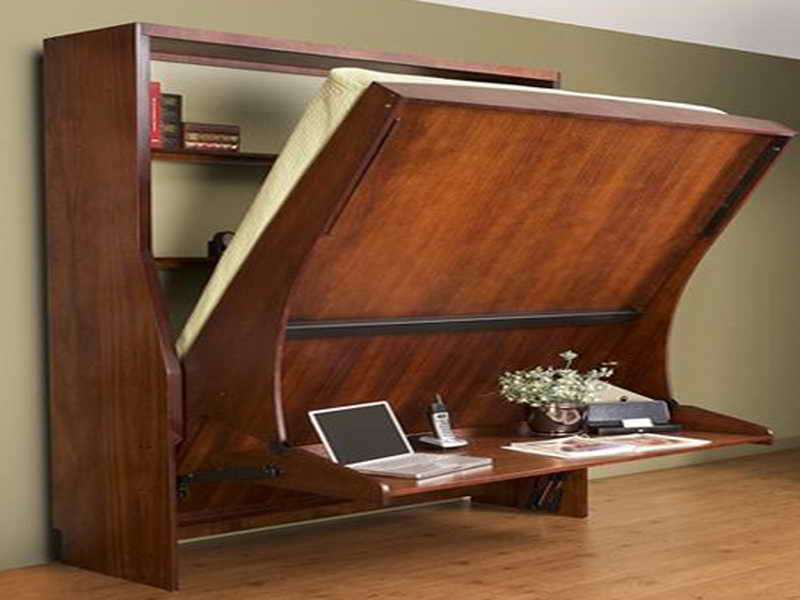 Good Wall Beds Desk Murphy Bed
