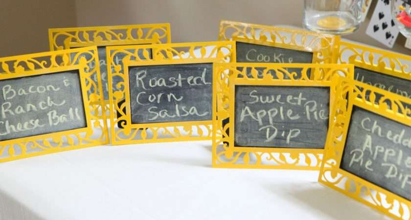 Goodwill Tips Easy Chalkboard Paint Crafts