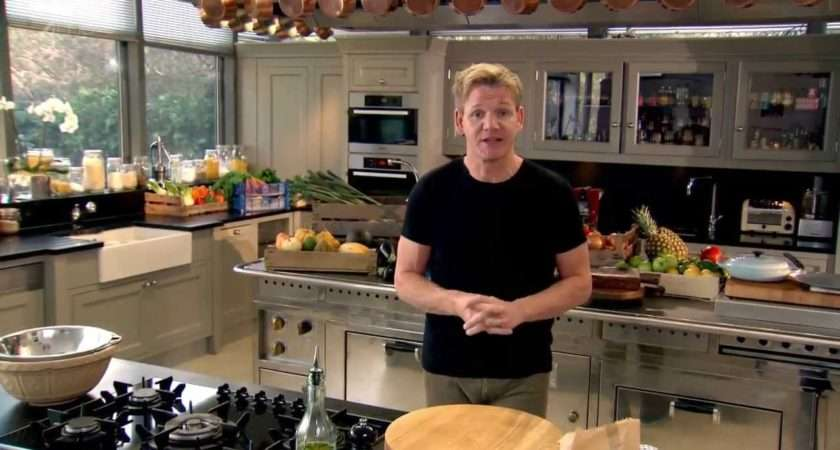 Gordon Ramsays Home Cooking Youtube