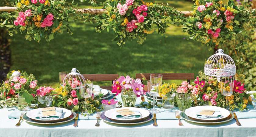 Gorgeous Ideas Garden Wedding Bridalguide