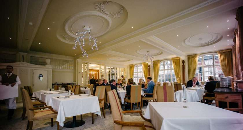 Goring Dining Room London Eater