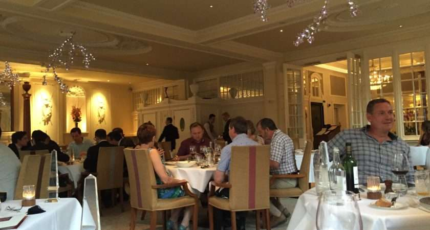Goring Dining Room Restaurants James Park