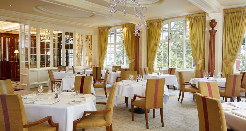 Goring London Awarded Its First Michelin Star