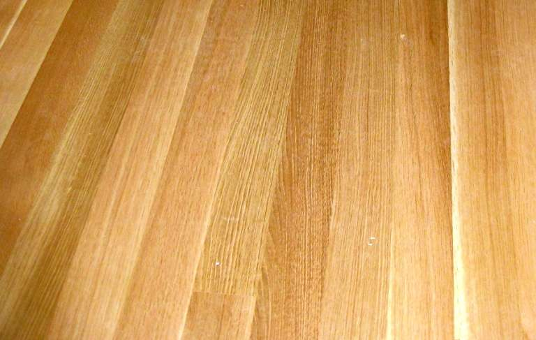 Grain Plain Sawn White Oak Select Grade Flooring