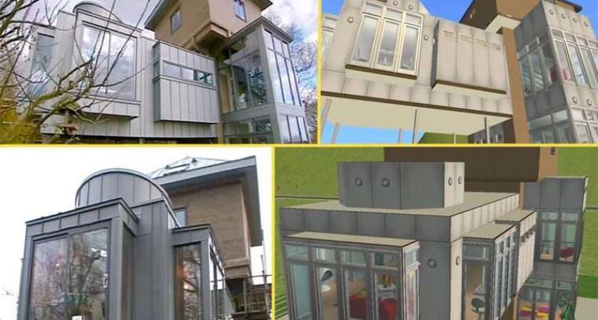 Grand Designs Water Tower Conversion