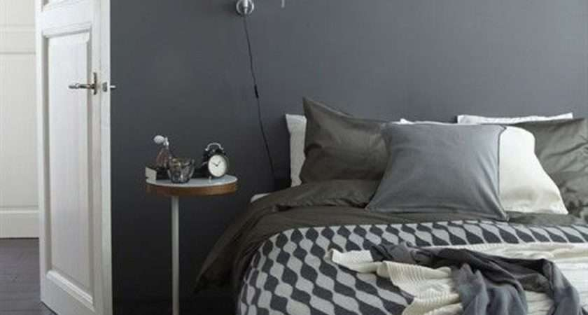 Gray Bedroom Design Interiordesign