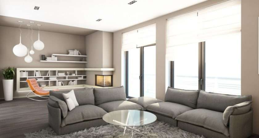 Gray Sofas Living Rooms House