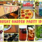 Great Garden Party Ideas