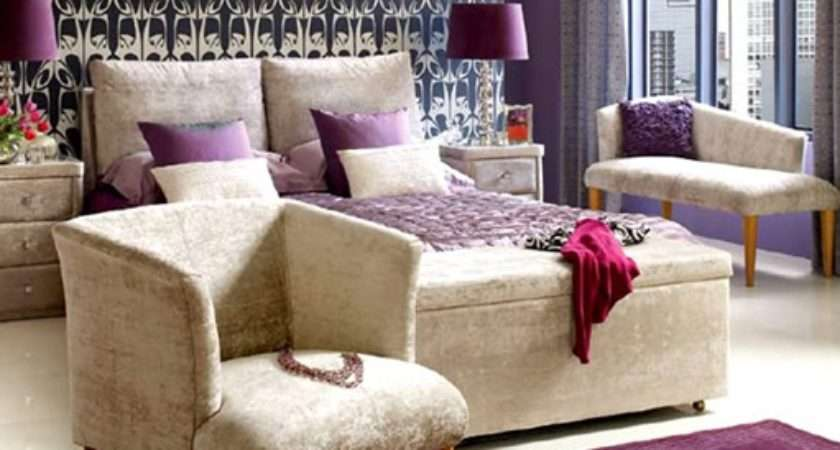 Great Gray Purple Bedroom Ideas Your New Home Scenery