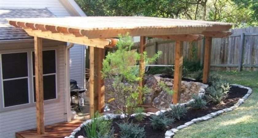 Great Ideas Small Deck Backyard Design