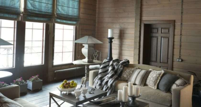 Great Living Room Design Country House Sweet