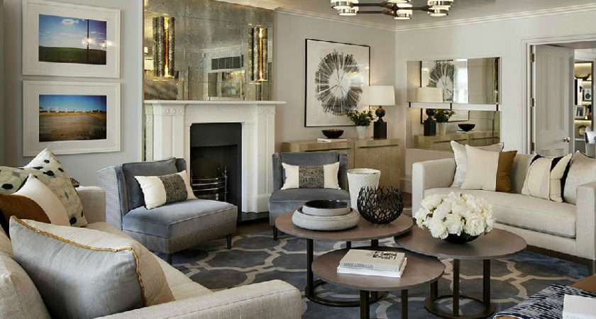 Great Living Room Projects David Collins