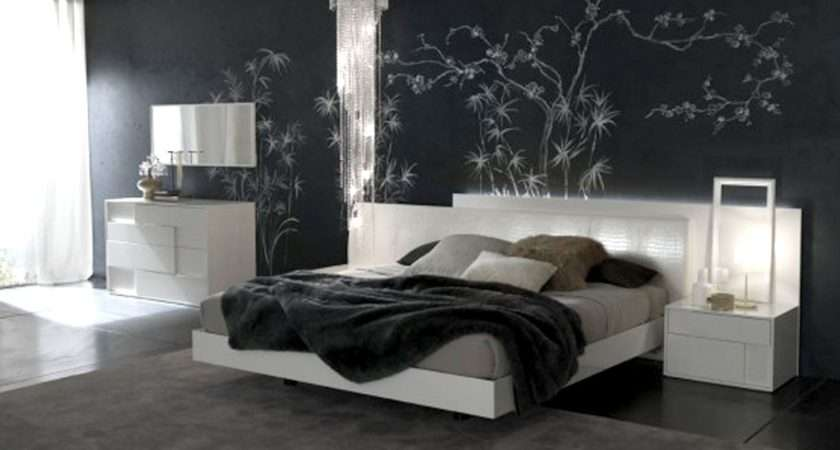 Great Purple White Silver Bedroom Ideas Thehomestyle