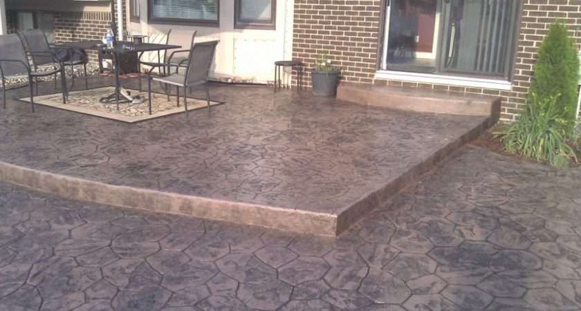 Great Small Concrete Patio Design Ideas