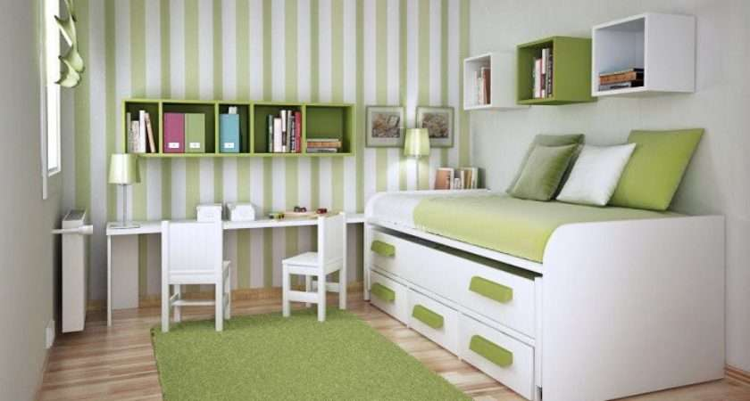 Great Space Saving Solutions Small Teen Bedrooms Top Dreamer