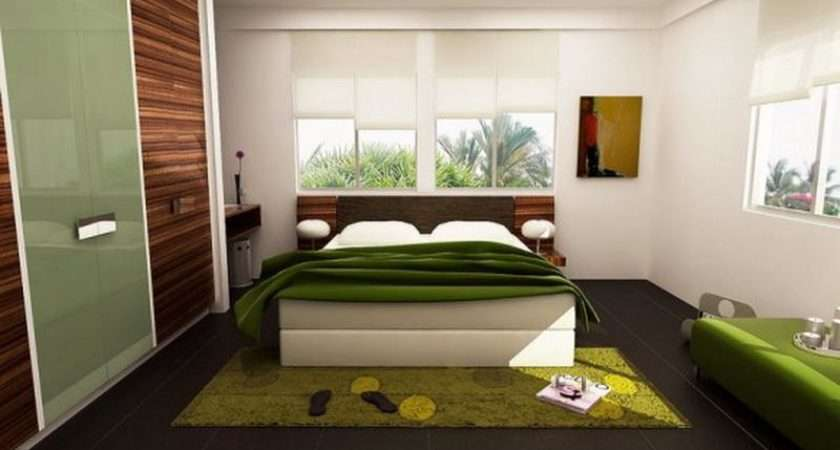 Green Bedroom Paint Color Schemes Your