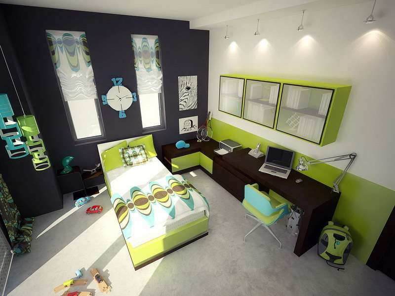 Green Grey Color Scheme Gray Bedroom Schemes
