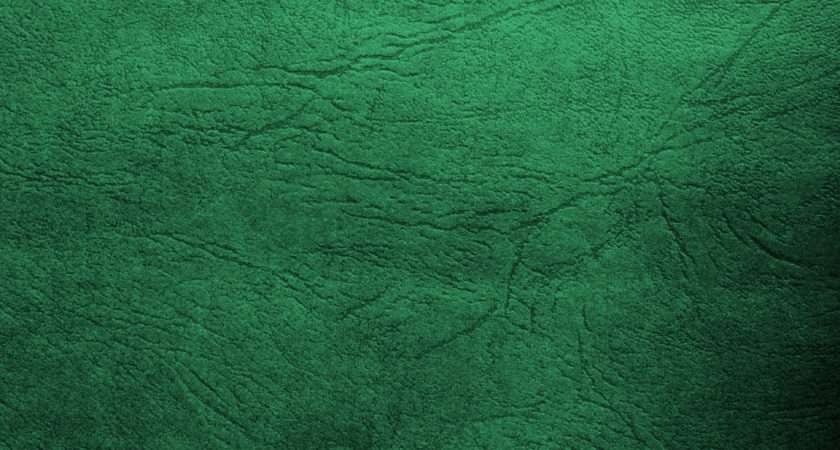 Green Leather Texture High