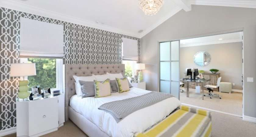 Grey Yellow Bedroom Signs Should Become