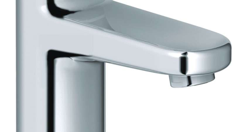 Grohe Europlus Monobloc Single Lever Chrome Basin Mixer Tap