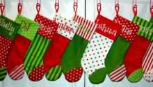Guest Post Make Your Own Christmas Stockings