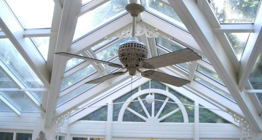 Guide Buying Conservatory Ceiling Fan Part