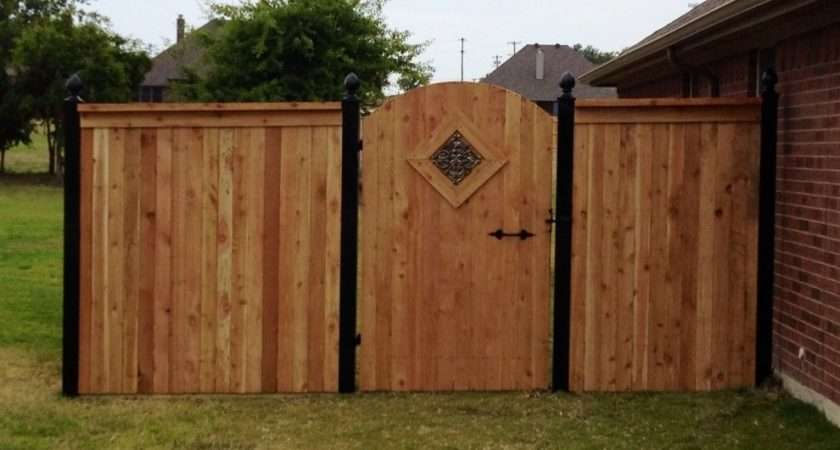 Guide Different Wood Fence Styles Buzz Custom