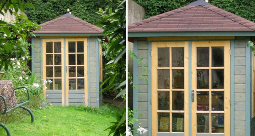 Guide Small Summerhouses