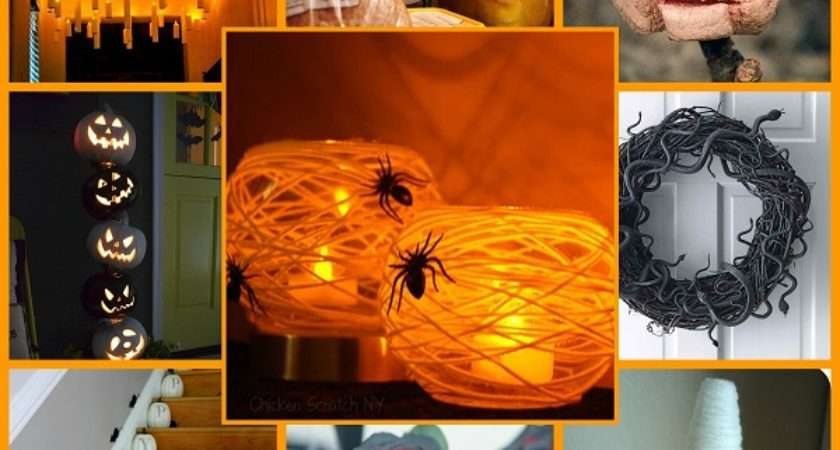 Halloween Fast Approaching Decorations Line Aisles Craft