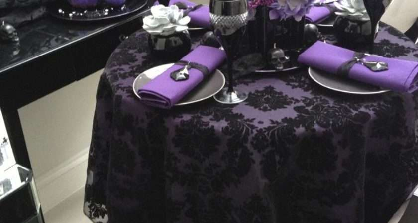 Halloween Inspired Table Settings Wow Your Dinner