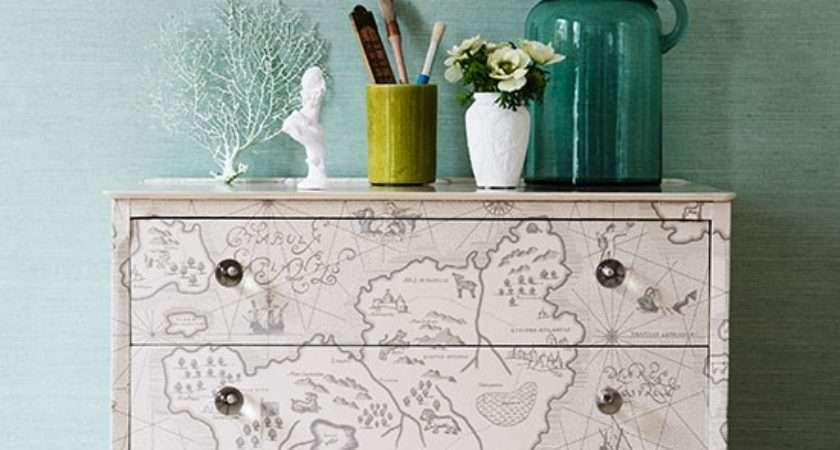 Hallway Decorative Chest Drawers