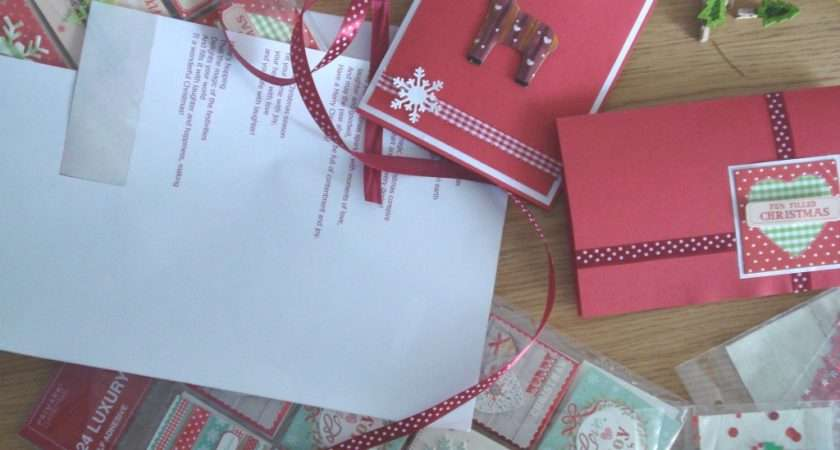 Handmade Christmas Cards Make Your Own