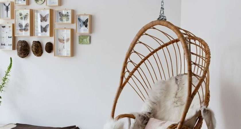 Hanging Chair Ideas Ode More Interior