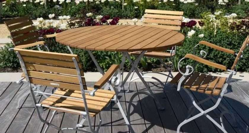 Harrod Garden Dining Table Chairs Horticultural