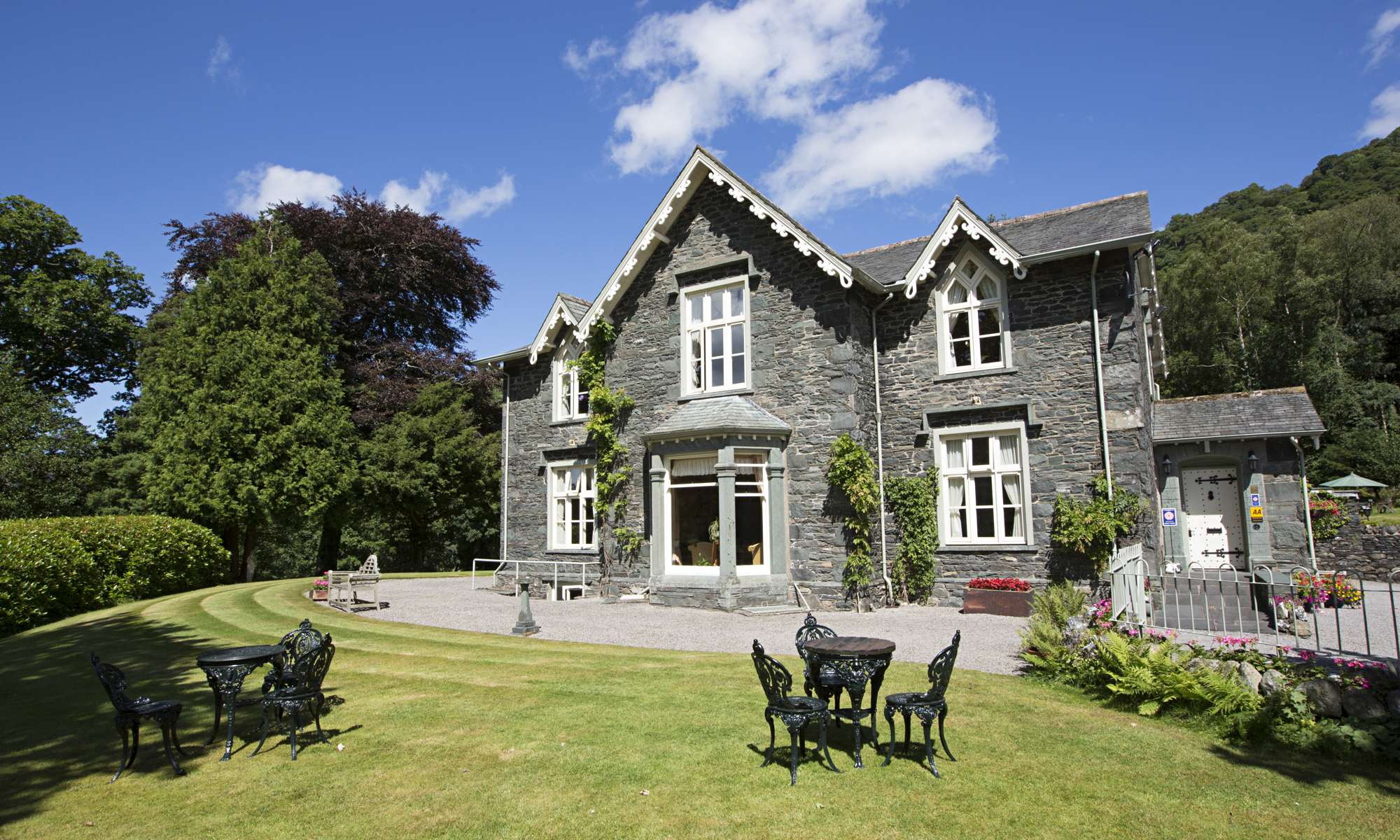 Hazel Bank Country House Hotel Lake District Review