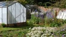 Heat Plastic Greenhouse Safely Cheaply Garden