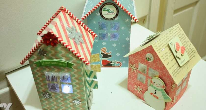 Here All Sides House Made American Crafts Crate Paper