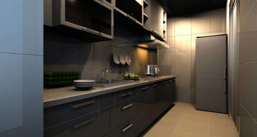 Here Example Very Small Galley Kitchen One Find