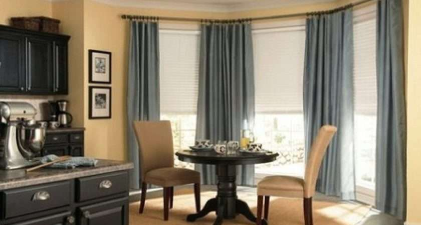 Here Some Bay Window Treatments Vertical Blinds