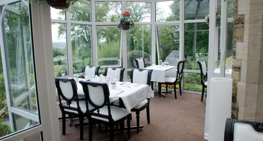 Hillcrest Hotel Conservatory Dining Room Lincoln Lincolnshire