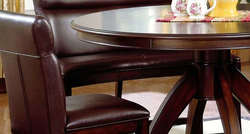 Hillsdale Nottingham Curved Counter Height Dining Bench