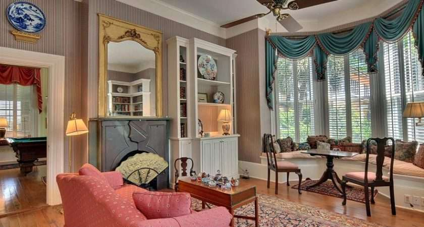 Historic Home Tour Victorian Mansion Beautiful